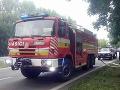 V Handlovej horel opustený dom: Príčinu požiaru vyšetrujú