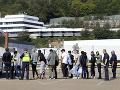 FOTO Británia zadržala v Lamanšskom prielive rekordný počet migrantov