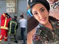 Posledné VIDEO pred smrťou! Tím hasičov, ktorých vyslali na miesto výbuchu v Bejrúte