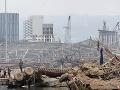 Bejrút im nie je ľahostajný: Aj Trump sa zúčastní veľkej konferencie o pomoci Libanonu