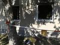 Požiar v domove dôchodcov v obci Zemianske Kostoľany