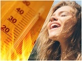 V nedeľu sa pripravte na horúčavy: Meteorológovia vydali výstrahy, teplo bude aj v pondelok