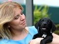 Rozkošná FOTKA prezidentky Čaputovej: Teší sa z nového člena rodiny