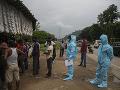 KORONAVÍRUS Počet prípadov nákazy v Indii dosiahol hranicu 6,69 milióna
