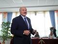 Oficiálne výsledky sú na stole: Prezidentské voľby vyhral Lukašenko s obrovským náskokom