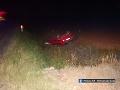 Mladý vodič havaroval a z miesta nehody ušiel