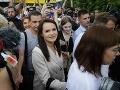 Bieloruská opozícia odmieta riešenie krízy reformou ústavy: Žiada dialóg