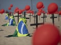 KORONAVÍRUS poznačil aj ikonické pláže v Riu: Takto ich nepoznáte!