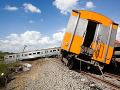 Ďalšia nehoda na železnici: