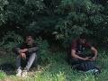 FOTO Polícia v Bratislave zadržala dvoch mužov: Pravdepodobne ide migrantov z Maroka