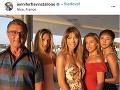 Jennifer Flavin a Sylvester Stallone majú spolu tri krásne dcéry