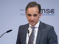 Heiko Maas označil pravicový terorizmus za najväčšie nebezpečenstvo pre Nemecko