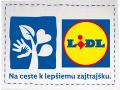 Lidl je na Slovensku