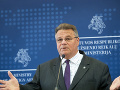 KORONAVÍRUS Litovský minister zahraničných vecí je po Macronovej návšteve v samoizolácii