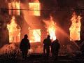 Veľký požiar v Grécku: