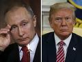 Trump sa pravdepodobne nezúčastní na summite o Iráne, ktorý navrhol Putin