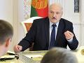 Utajovaná ceremónia v Bielorusku: