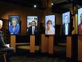 V USA ide do tuhého: Dôležitý snem demokratov, Obamová si rýpla do Trumpa