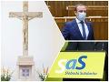 Matovič sa pustil do Sulíka! Návrh SaS na odluku cirkvi od štátu označil za útok na najprízemnejšie pudy
