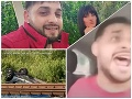 Smrť popovej hviezdy v priamom prenose! VIDEO Posledný pohľad na zdesenú tvár speváka, zrážka s vlakom