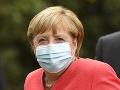 KORONAVÍRUS Merkelová vylúčila uvoľňovanie obmedzení: Prípady nákazy v Nemecku prudko stúpli