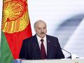 Lukašenko prilieva olej do ohňa: Vojaci na západnej hranici sú v plnej bojovej pohotovosti