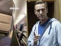 Osudný let Navaľného: Šokujúce VIDEO zachytáva posledné momenty opozičného lídra pred upadnutím do kómy