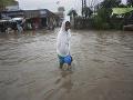 Pakistan zasiahli silné monzúnové dažde: Vyžiadali si najmenej 24 mŕtvych