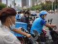 KORONAVÍRUS Peking zrušil povinnosť nosiť rúška vo vonkajších priestoroch