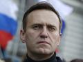 Navaľnyj bojuje v Rusku o život: V jeho tele sa nenašli stopy po otrave, ohlásil omský lekár