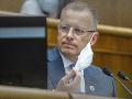 Kollár: Schôdza k vetovaným zákonom bude 1. alebo 2. septembra