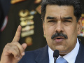 USA zaviedli sankcie proti piatim ľuďom za pomoc Madurovmu režimu