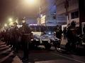 Panika na zakázanej diskotéke v Peru! FOTO Zasahovala polícia: Najmenej 13 mŕtvych