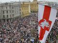 Situácia v Bielorusku je stále horšia: Obvinili opozičnú političku Kalesnikavovú