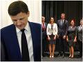 KDH predstavilo nový tím, povedie ho nový šéf Majerský: Hlina hovorí, že hľadal odpoveď na kľúčovú otázku