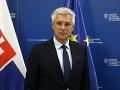 Korčok pre úmrtie Slováka v Belgicku požiadal o prijatie prezidentku i šéfa NR SR