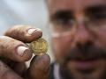FOTO Objav, ktorý nechal archeológov v nemom úžase: Našli stovky unikátnych mincí