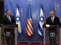 Pompeo sa stretol s Netanjahuom: Dúfa, že s Izraelom nadviažu vzťahy aj ďalšie arabské štáty