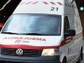 Obrovská tragédia na východe! Osemročný chlapček mal vbehnúť pod nákladiak, v nemocnici zomrel