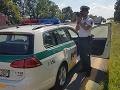 FOTO Veľká dopravná akcia v Trnavskom kraji: Polícia odhalila takmer 200 priestupkov