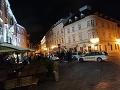 FOTO V bratislavských uliciach bolo zase rušno: Polícia riešila cez víkend fyzické napadnutia