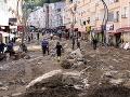 FOTO Povodne na čiernomorskom pobreží v Turecku: Vyžiadali si najmenej osem životov