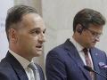 Šéf nemeckej diplomacie Maas vyzdvihol pokrok v riešení konfliktu na Ukrajine