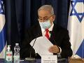 Izraelský parlament schválil posunutie hlasovania o rozpočte: Vyhol sa tak voľbám