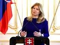 Prezidentka Čaputová odsudzuje otravu ruského politika Navaľného