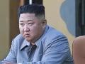 Tajfún Majsak spôsobil v krajine rozsiahle škody, tvrdí Kim Čong-un