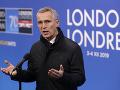 NATO musí byť schopné čeliť i budúcim hrozbám, tvrdí generálny tajomník Stoltenberg