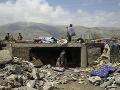 Afganistan už dva dni sužujú bleskové povodne: Vyžiadali si mnoho obetí a zranených