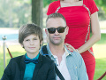 To kedy tak vyrástol? Malý synček Maroša Kramára je fuč.. FOTO Je z neho dospelý chlap!