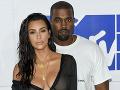 Kim Kardashian a Kanye